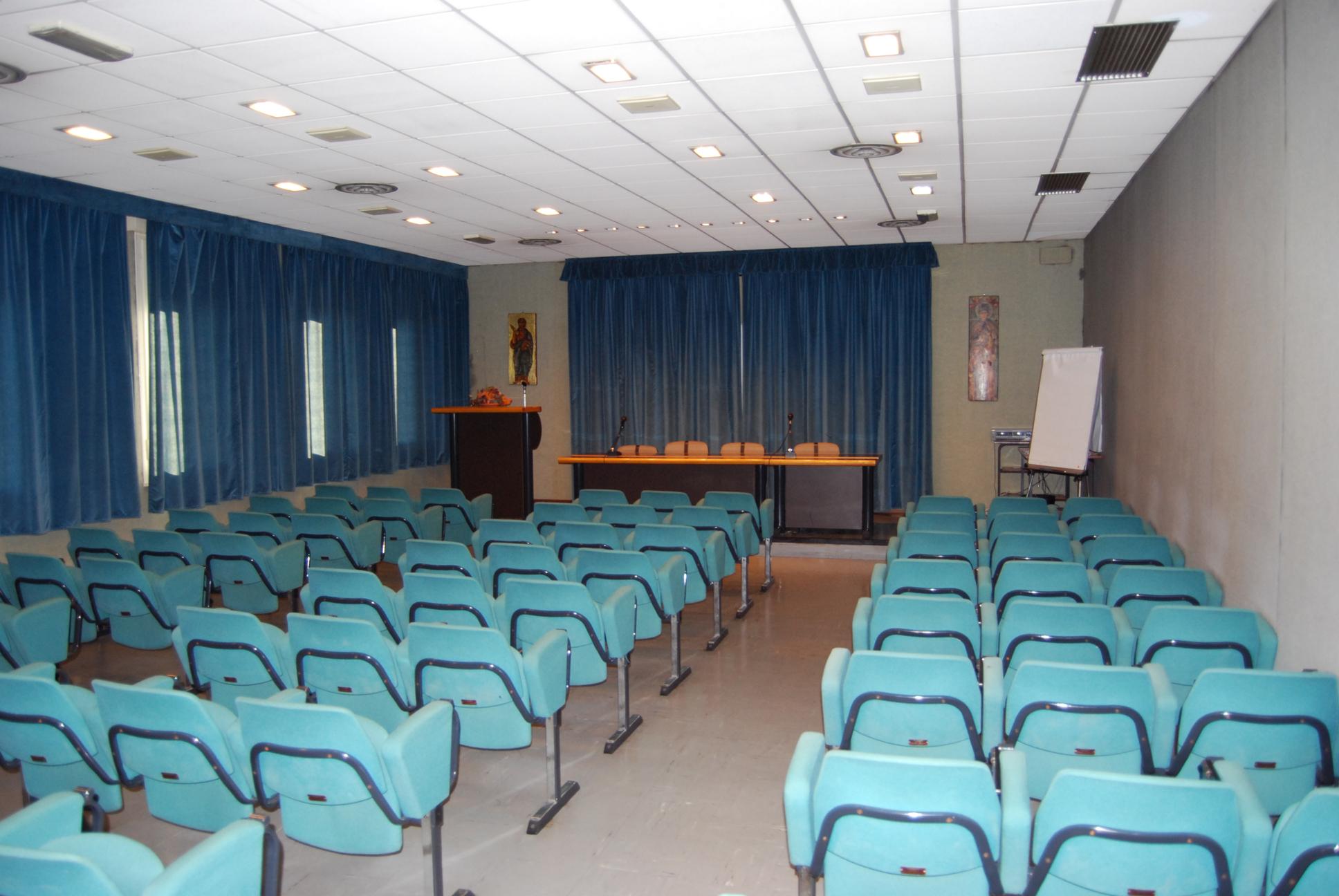Sala conferenze e aule - Sala insonorizzata ...